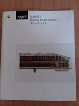 Apple IIGS Memory Expansion Card Owners Guide 1986 - $18.55