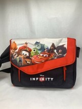 Disney Infinity Play Zone Shoulder Strap Carrying Case Bag Roll Out Mat - $12.16