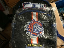 Bridgeport Sound Tigers AHL Hockey Backpack - $22.95