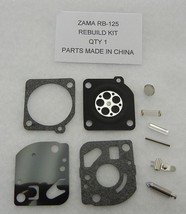 CARBURETOR REBUILD KIT ZAMA RB-125 FOR ECHO PS200/ES210 BLOWER - $6.25