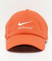 Men's Nike SB Swoosh Coral Mesh Strapback Hat - $22.70