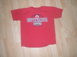 Youth South Dakota USD Coyotes M Tee Champion - $7.69