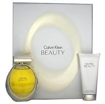 Calvin Klein Beauty Perfume 3.4 Oz Eau De Parfum Spray 2 Pcs Gift Set image 4