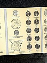 Hard Cover The 50 States Commemorative Quarters Series 1999-2008 AA19-CNQ6023 image 6