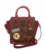 Harry Potter 9 3/4 Deluxe Mini Brief Handbag Purse Satchel - $59.95