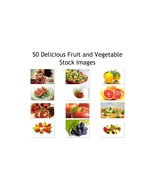 Fruit Vegetable Stock Photos 50 High Quality Images 300 DPI Print or Web - $50.00