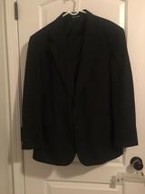 Kilburne And Fitch Mens Business PinStripe Suit MultiColor  Sz 42 R 36 W - $84.48