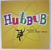 Hubbub Game of Sound Mind & Body Party Fun - $11.83