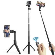 Portable Bluetooth Remote Control Selfie Stick Tripod K20 - $24.74