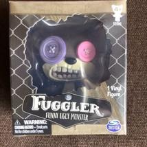 """Fugglers *Dark Brown Teddy Bear* 3"""" Vinyl Figure Funny Ugly Monster 2019 New - $13.85"""