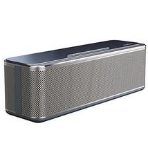 AUKEY Bluetooth Stereo Speaker 16W, Metal Wireless Speaker with Enhanced... - $104.04 CAD