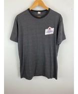 Molson CAnadian Mens Shirt L Large Gray  - $98.99