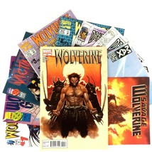 Wolverine Comic Book Lot 10 Issues Marvel VF NM Punisher Gambit Shi Deat... - $29.65