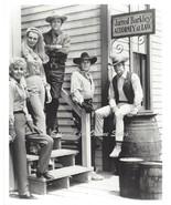 The Big Valley Barbara Stanwyck Evans Long Breck Majors 8x10 Photo - $6.92