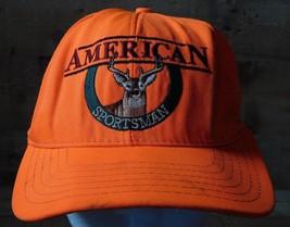 American Sportsman Deer Hunting Snapback Adjustable Adult Hat Cap - $12.46