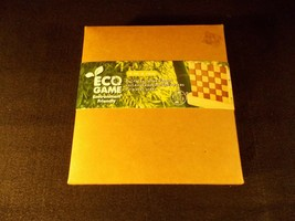 Eco 4 In A Row Game from Bamboo Games (2008) BRAND NEW in Factory Box - $12.19