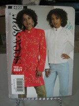 Butterick See & Sew B4959 Misses Unlined Jacket Pattern - Size 8/10/12/14 - $9.89