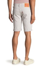 Levi's 511 Men's Premium Slim Fit Stretch CutOff Shorts Light Grey 365550291 image 2