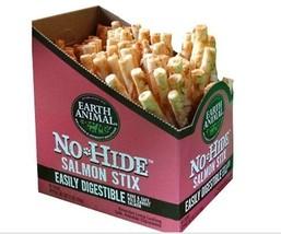 Earth Animal No-hide Salmon Stix 90 Count Value Box - $75.62