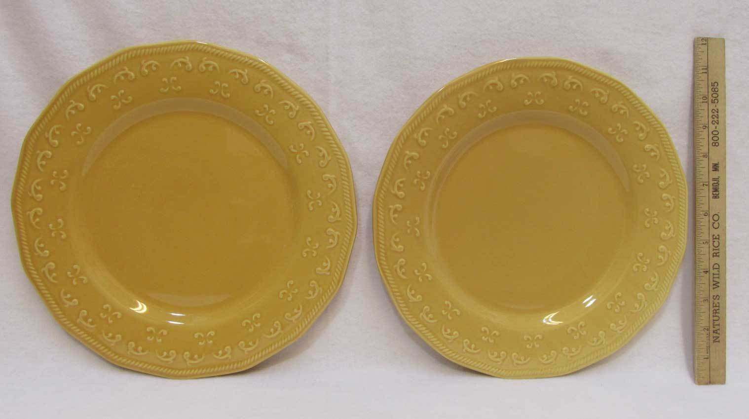 Better Homes & Garden Dinner Plates Gold and 49 similar items