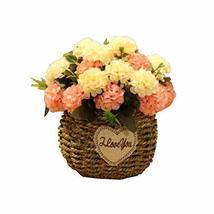 George Jimmy Artificial Flowers Cafe Decoration Table Ornaments-Lucky Flower - $22.64