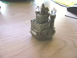 Pewter Unicorn Figurine Crystal Ball and 50 similar items