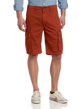 Levi's Men's Cotton Cargo Shorts Original Relaxed Fit Burnt Henna 124630007