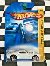 Hot Wheels 2007 New Models First Edition FE 016 '70 Pontiac Firebird Whi... - $2.56