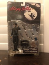 McFarlane Toys Ichabod Crane Sleepy Hollow Action Figure 1999 Rare - $13.99