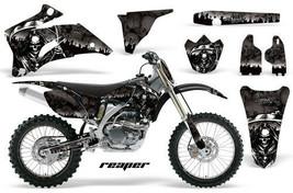 Gráficos Kit Pegatina Wrap + # Placas para Yamaha Yz250f Yz450f 2006-200... - $277.89