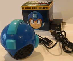 MegaMan Helmet gaming system w/ Raspberry Pi ZeroW installed.16GB SD and... - $99.99