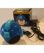 MegaMan Helmet gaming system w/ Raspberry Pi ZeroW installed.16GB SD and... - $89.99
