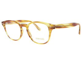 New Tom Ford FT 5400 053 51mm Light Havana Eyeglasses - $140.29
