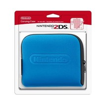 Nintendo 2DS Carrying Case - Blue (for Nintendo 2DS)  - $71.00