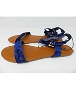 NEW Arizona Jean Co. Blue Sandals [Women's US Sz 11] Usually ships in 12... - $17.39