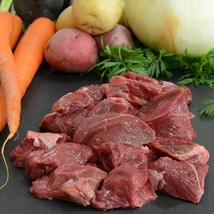 Diced Venison Stew Meat - 5 lbs - $68.25