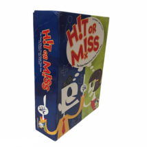 Hit or Miss Game by GameWright Where Great Minds Think Alike Excellent C... - $28.23