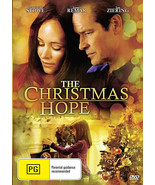 THE CHRISTMAS HOPE   Madeleine Stowe  James Remar  Christmas  ALL REGION... - $16.90
