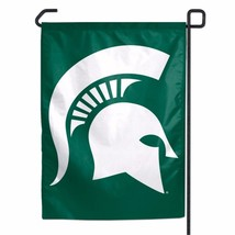 "Michigan State Spartans 11"" x 15"" Decorative Garden Flag - $11.95"