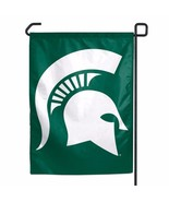 """Michigan State Spartans 11"""" x 15"""" Decorative Garden Flag - $11.95"""