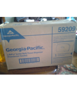 Georgia-Pacific 59209 Translucent Smoke Jumbo Jr. 2 Roll Toilet Paper Di... - $33.81