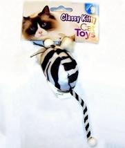 Classy Kitty Zebra Mouse New 42106