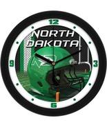 North Dakota Fighting Hawks Football Helmet clock - $38.00