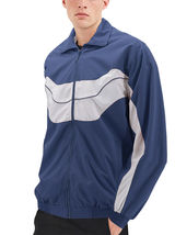 Men's Casual Running Working Out Jogging Gym Fitness Zipper Track Jacket image 13