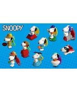 Peanuts Helicopter Snoopy New 2018 McDonald's Happy Meal Toy #10 NIP!! - $9.46
