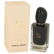 Giorgio Armani Si Intense 1.7 Oz Eau De Parfum Spray image 1