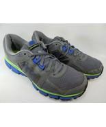 Nike Dual Fusion st 2 Misura 13 M (D) Eu 47.5 Scarpe da Corsa Uomo Grigio - $33.64