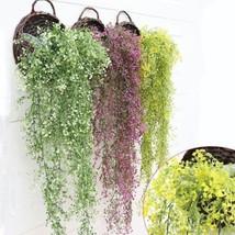 faroot Artificial Fake Flower Vine Hanging Garland Plant - $13.95