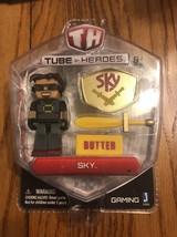 """Tube Heroes SKY 3"""" Figure NEW Ships N 24h - $11.86"""