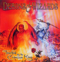 Demons & Wizards – Touched By The Crimson King CD - $9.99